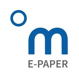 °m E-Paper