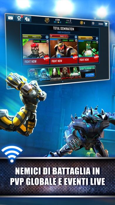 Screenshot of Real Steel World Robot Boxing3