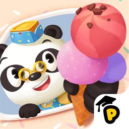 Ícone do app Loja de Sorvete do Dr. Panda