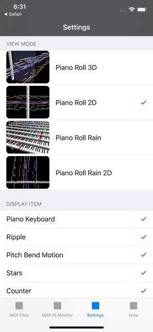 MIDITrail on the App Store