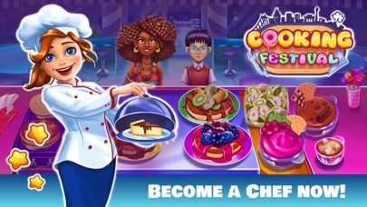 Cooking Festival screenshot 1