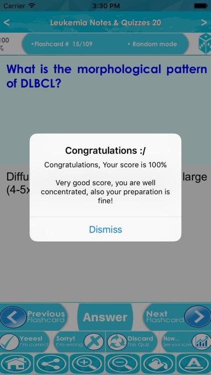 Leukemia Test Bank App : Q&A screenshot-4