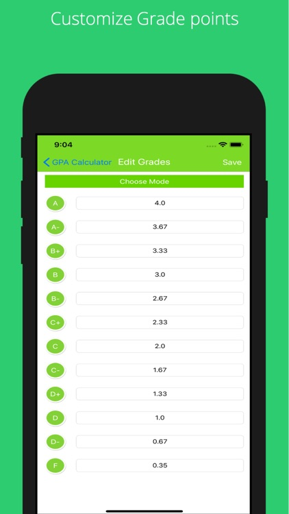 GPA Calculator screenshot-3