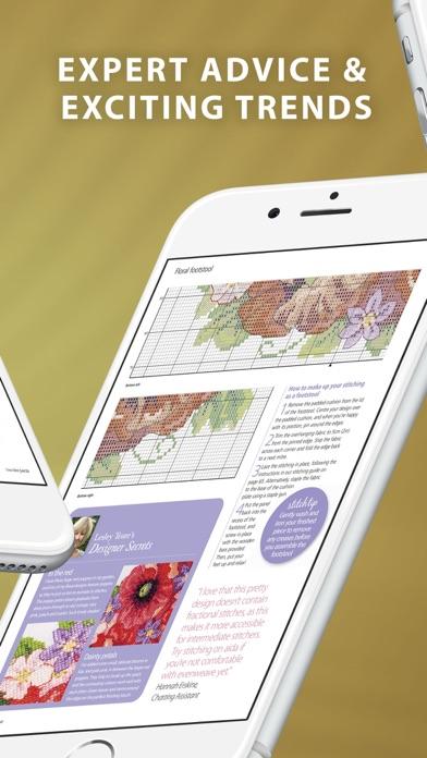 download Cross Stitch Gold Magazine indir ücretsiz - windows 8 , 7 veya 10 and Mac Download now