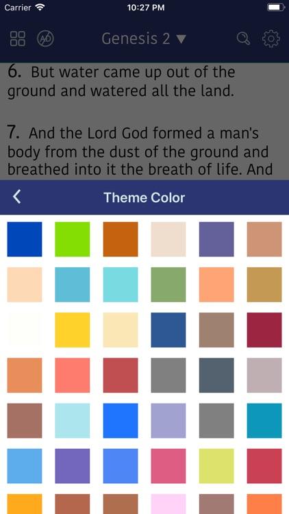 Amplified Bible with Audio Pro screenshot-6