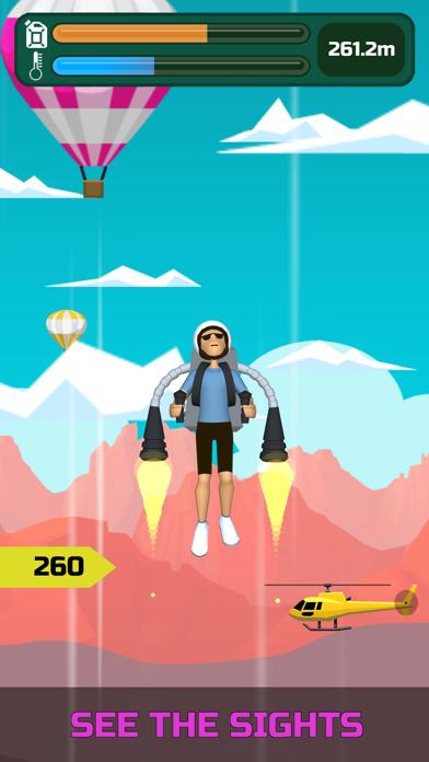 Jetpack Rise screenshot 6