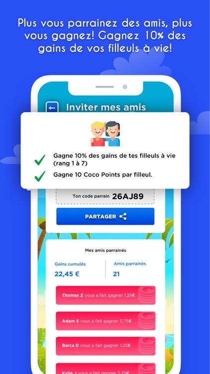 CocoLoto - Jeu de Loterie Cash screenshot-3
