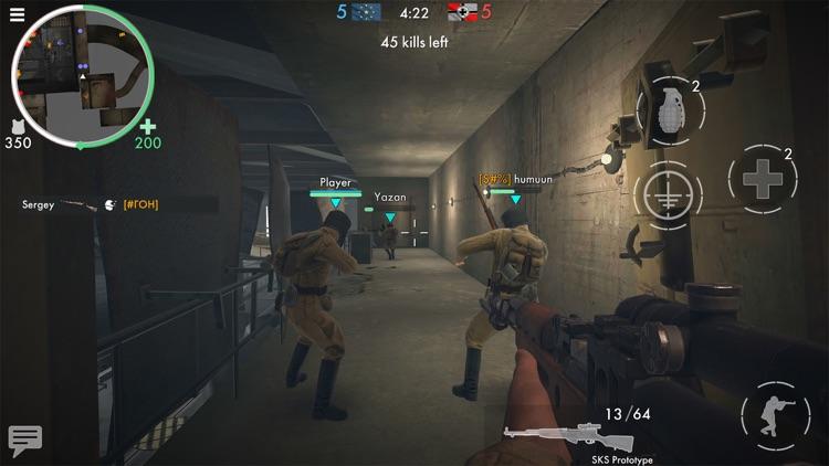 World War Heroes: WW2 FPS PVP screenshot-4