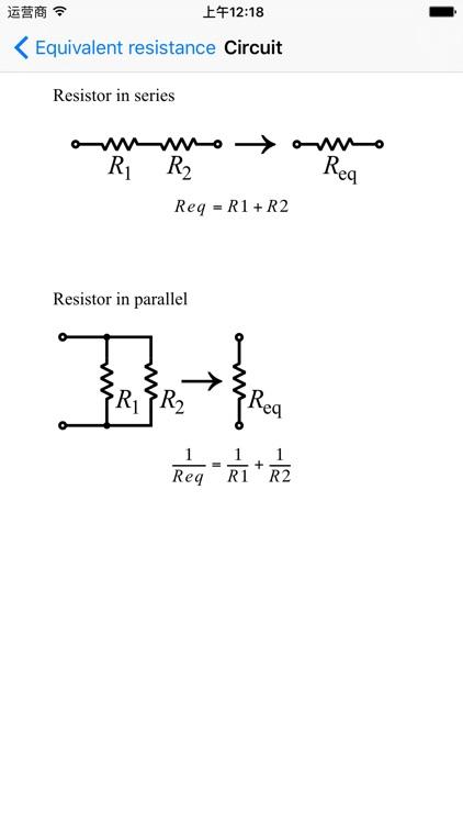 Resistor Tools screenshot-3