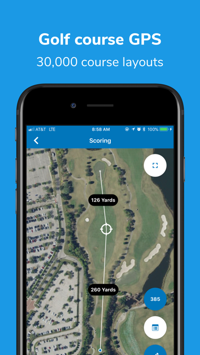 Screenshot for GOLFNOW Book TeeTimes Golf GPS in Canada App Store