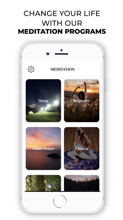 Aura: Meditation, The Calm App screenshot-0