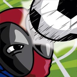 SuperHeroes Head Ball : Hero