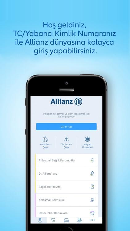 Allianz'ım