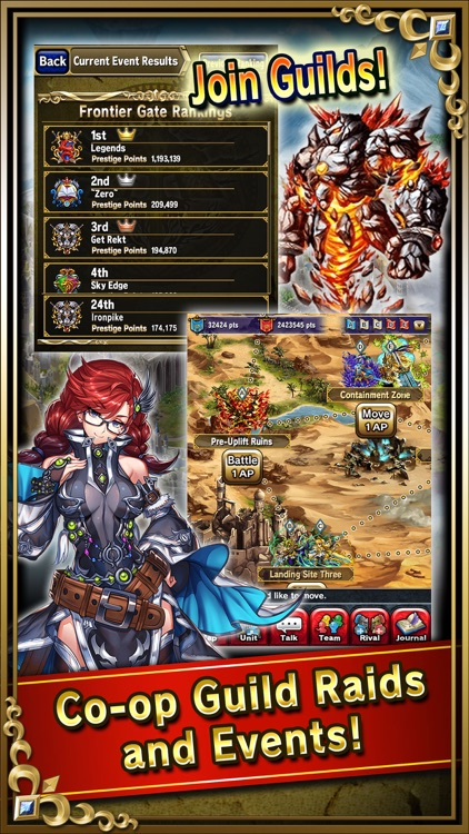 Brave Frontier screenshot-4