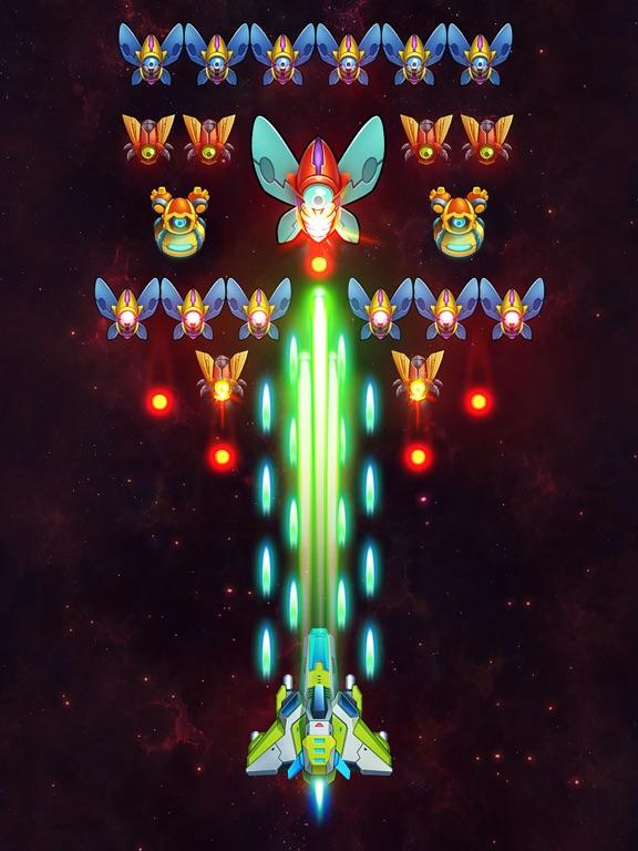 Galaxy Invaders: Alien Shooterのおすすめ画像3