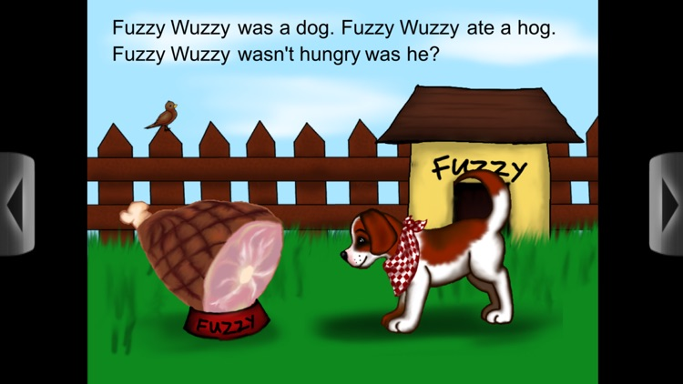 Fuzzy Wuzzy and Other Tails