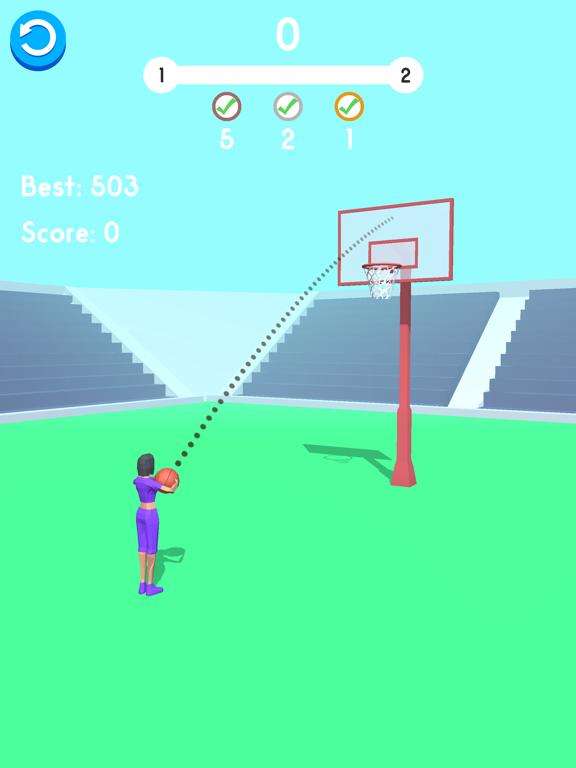 Ball Pass 3D screenshot 6