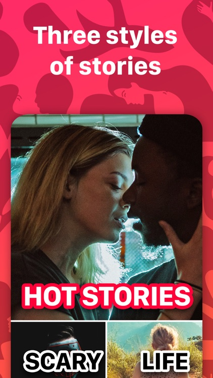 Stories - sex, scary, life