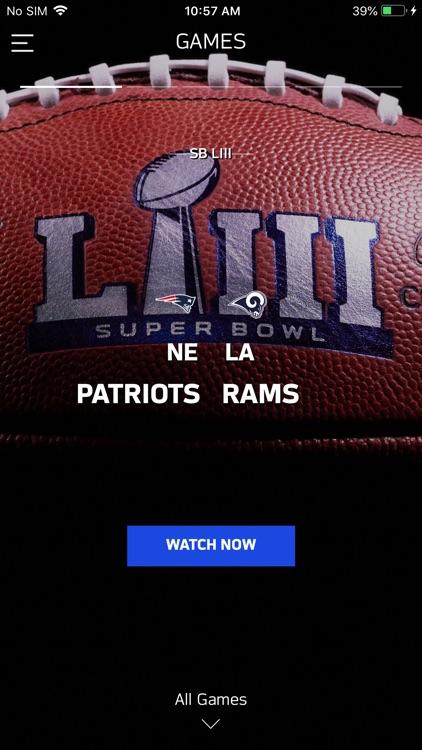 NFL Game Pass International screenshot-5