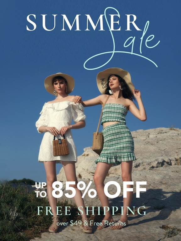 iPad Image of SHEIN-Fashion Shopping Online