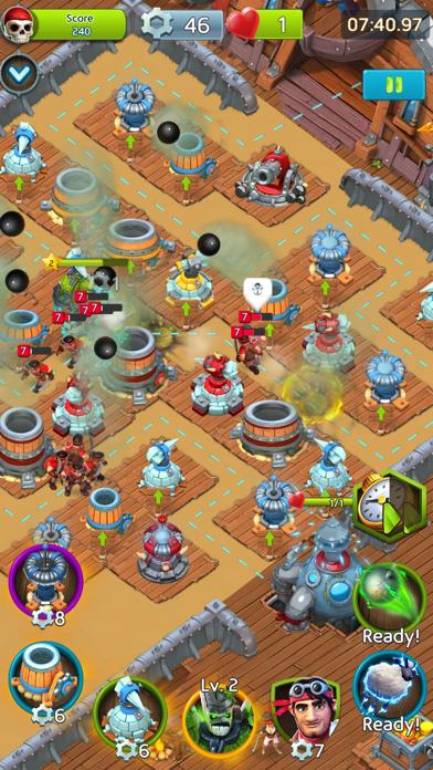 Survival Arena™ TD screenshot 6