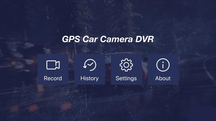GPS Car Camera DVR Pro