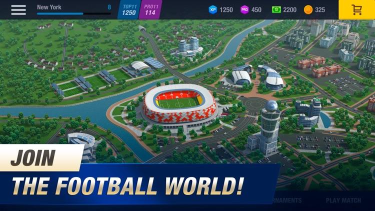 11x11: Football Manager screenshot-0