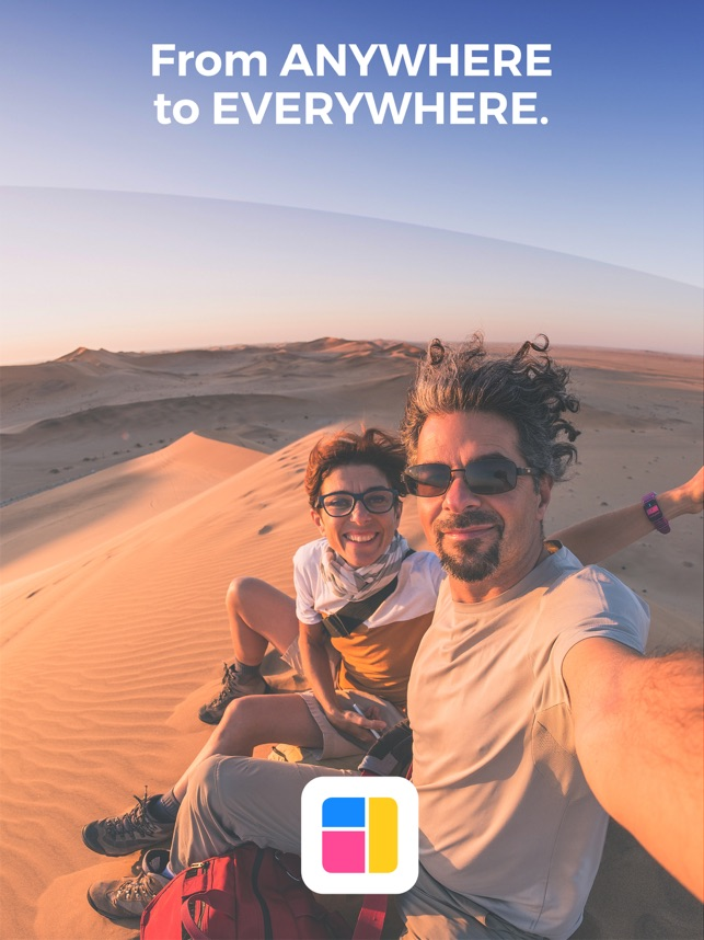 MyPostcard Postcard App Screenshot