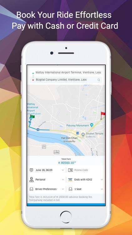 LOCA - Ride Hailing App