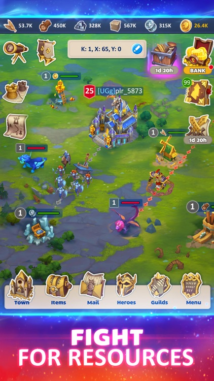 Magic Wars: Army of Chaos
