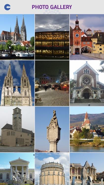 Regensburg Travel Guide screenshot-3