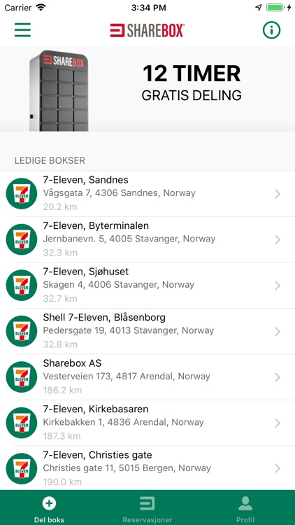 7-Eleven Norge screenshot-6