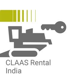 CLAAS Rental India