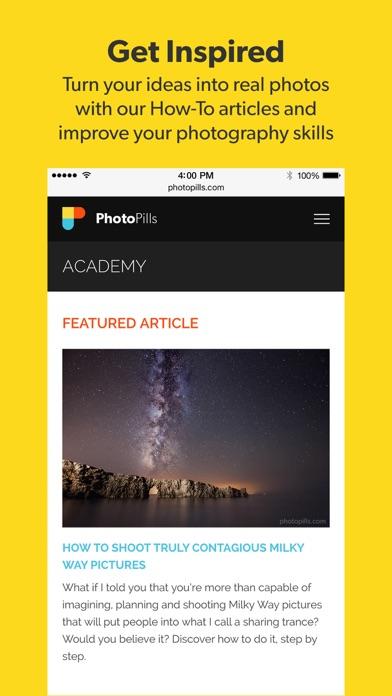 PhotoPills app image