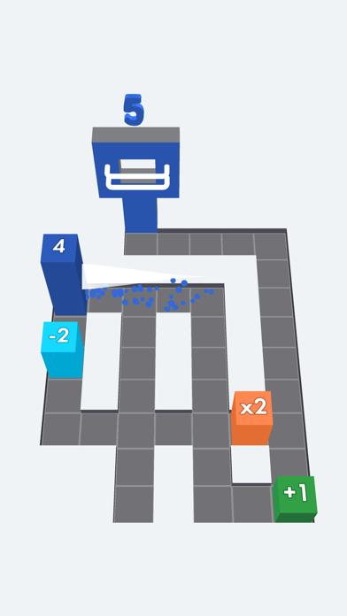 Numeric Maze screenshot 1