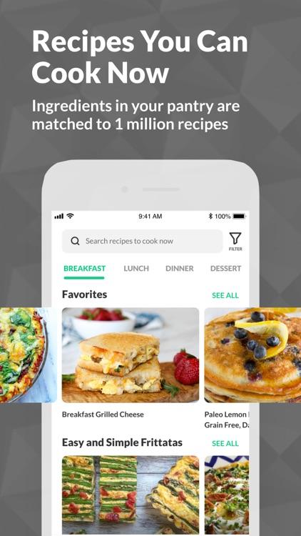 Cooklist: Grocery List Planner screenshot-5