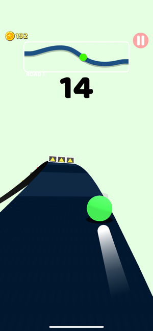 ‎Color Road! Screenshot