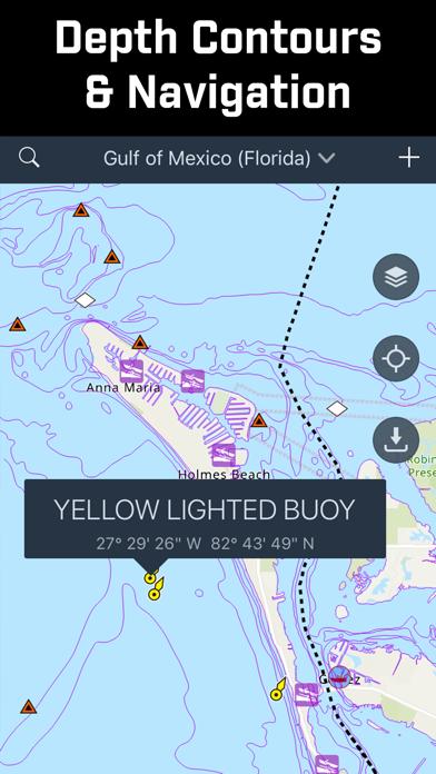 Fishidy: Fishing Maps App Screenshot