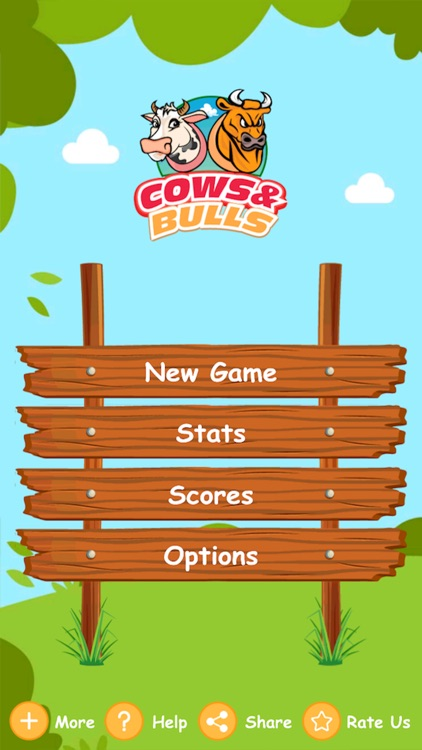 Cows & Bulls – Guess the Word