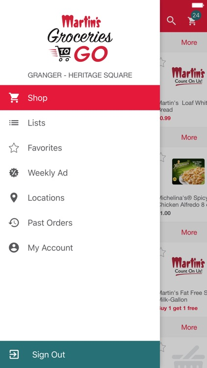Martin's Groceries To Go screenshot-4