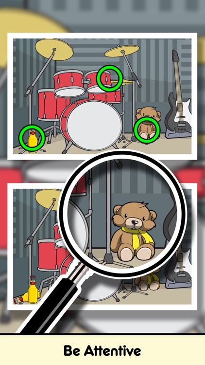 Find Differences: Detective screenshot-3