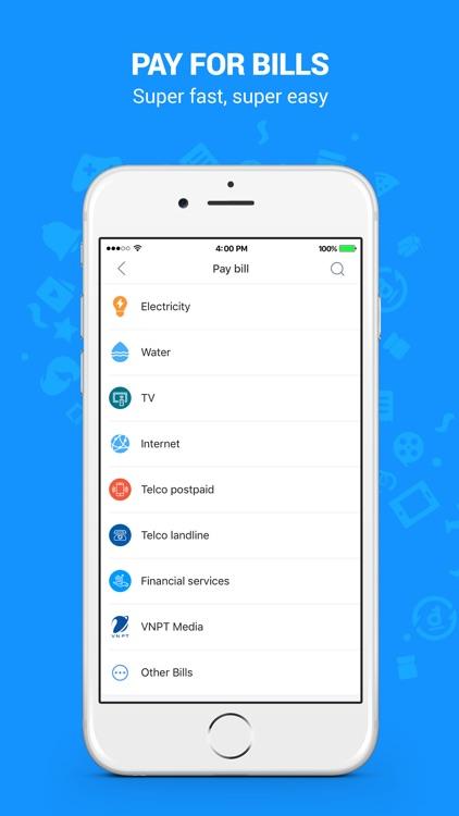 Ví điện tử AirPay screenshot-3