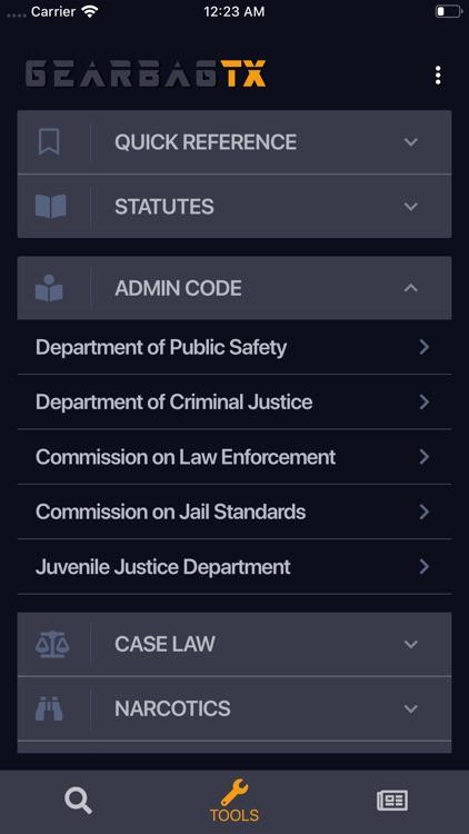 GearBag - Texas Edition screenshot-4