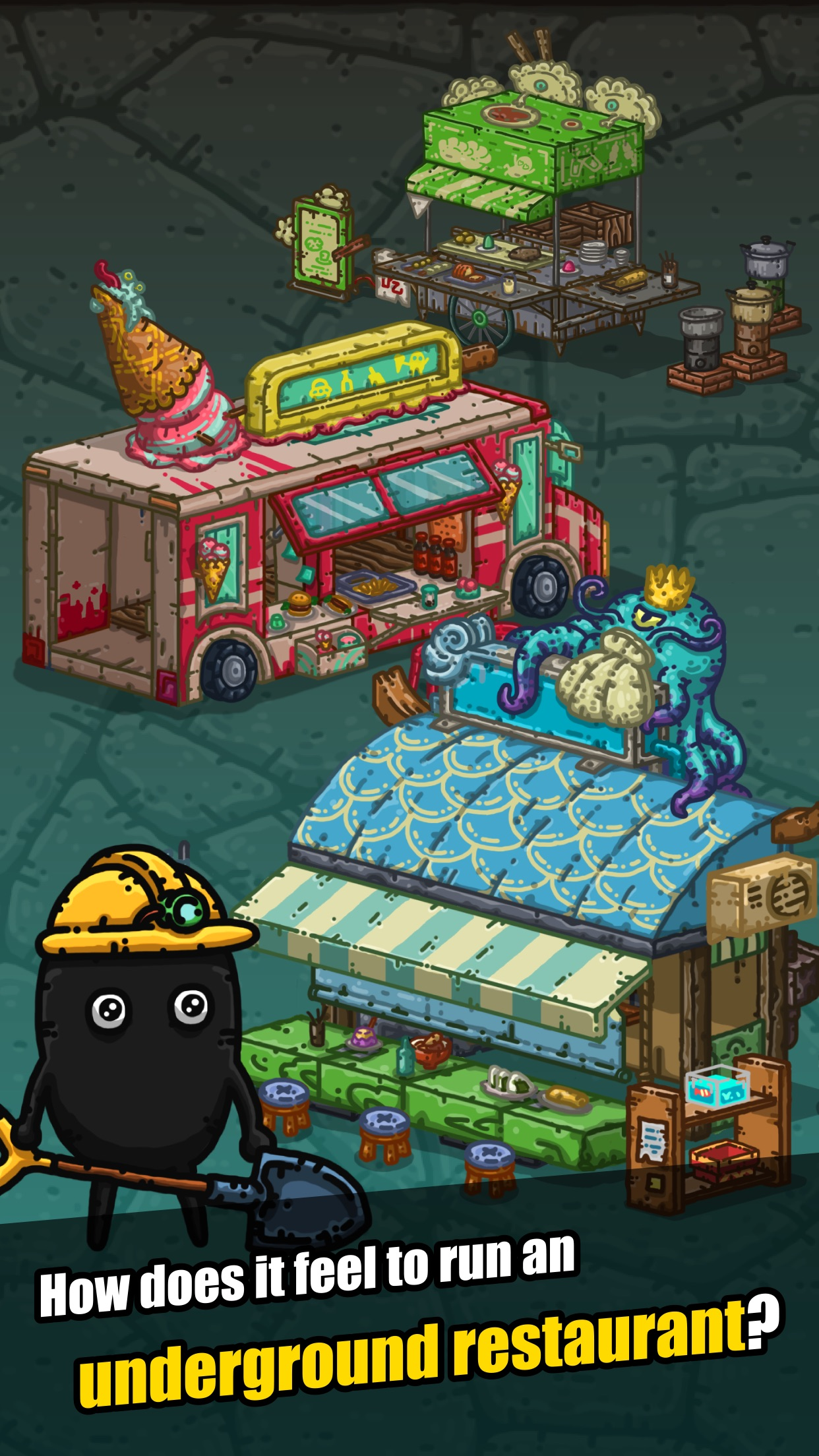 Monster Chef Screenshot