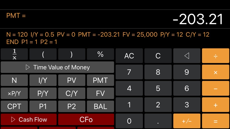 Financial Calculator++