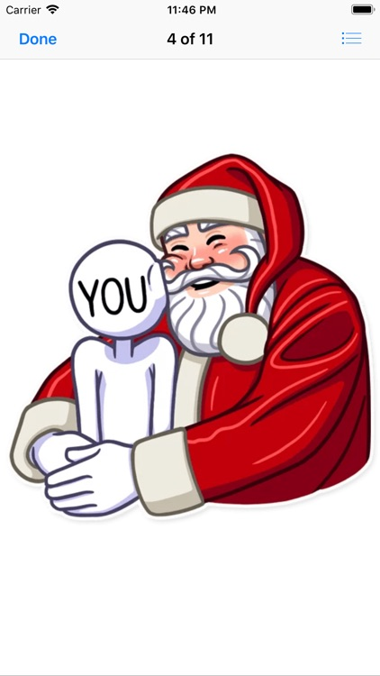 Santa Claus Gifts For You