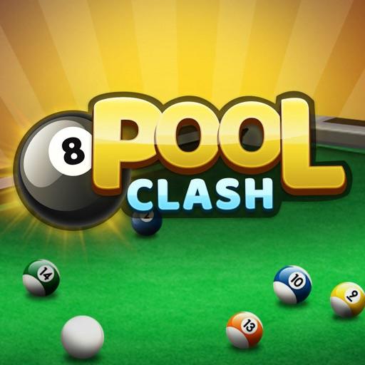PoolClash - Win Real Cash icon