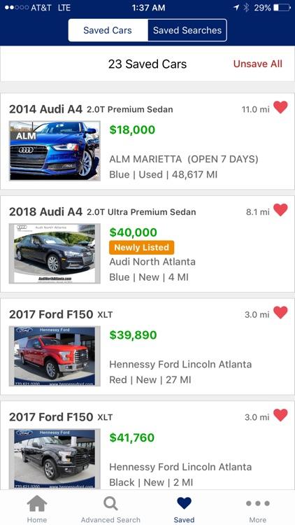 Autotrader – Shop All the Cars screenshot-4