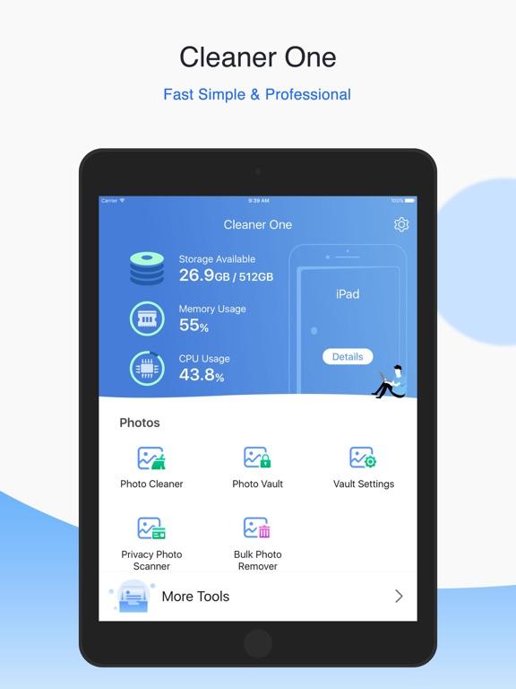 telecharger nettoyeur ipad gratuit