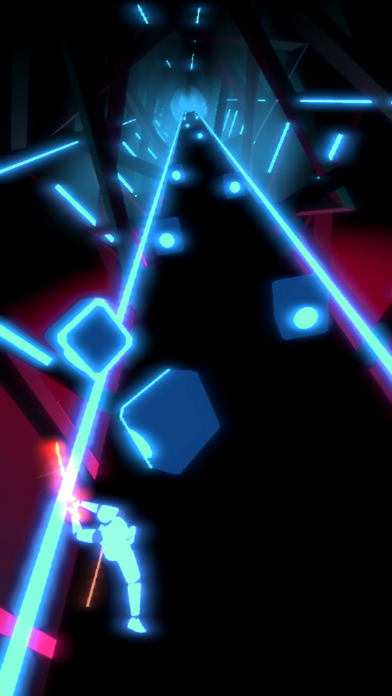 Download Beat Runner: Saber Dance for Android